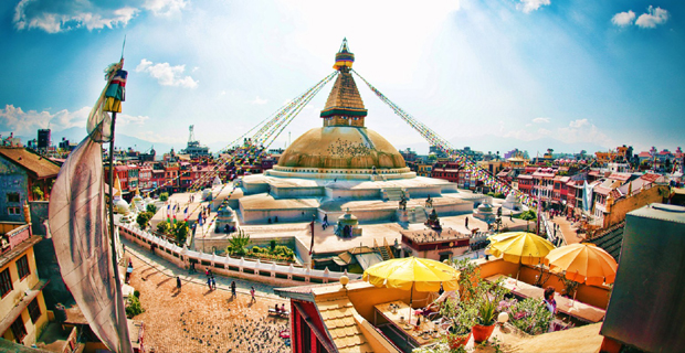boudhanath temple kathmandu
