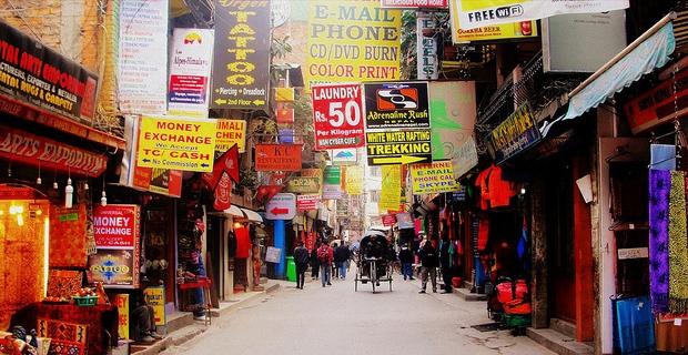 thamel area kathmandu